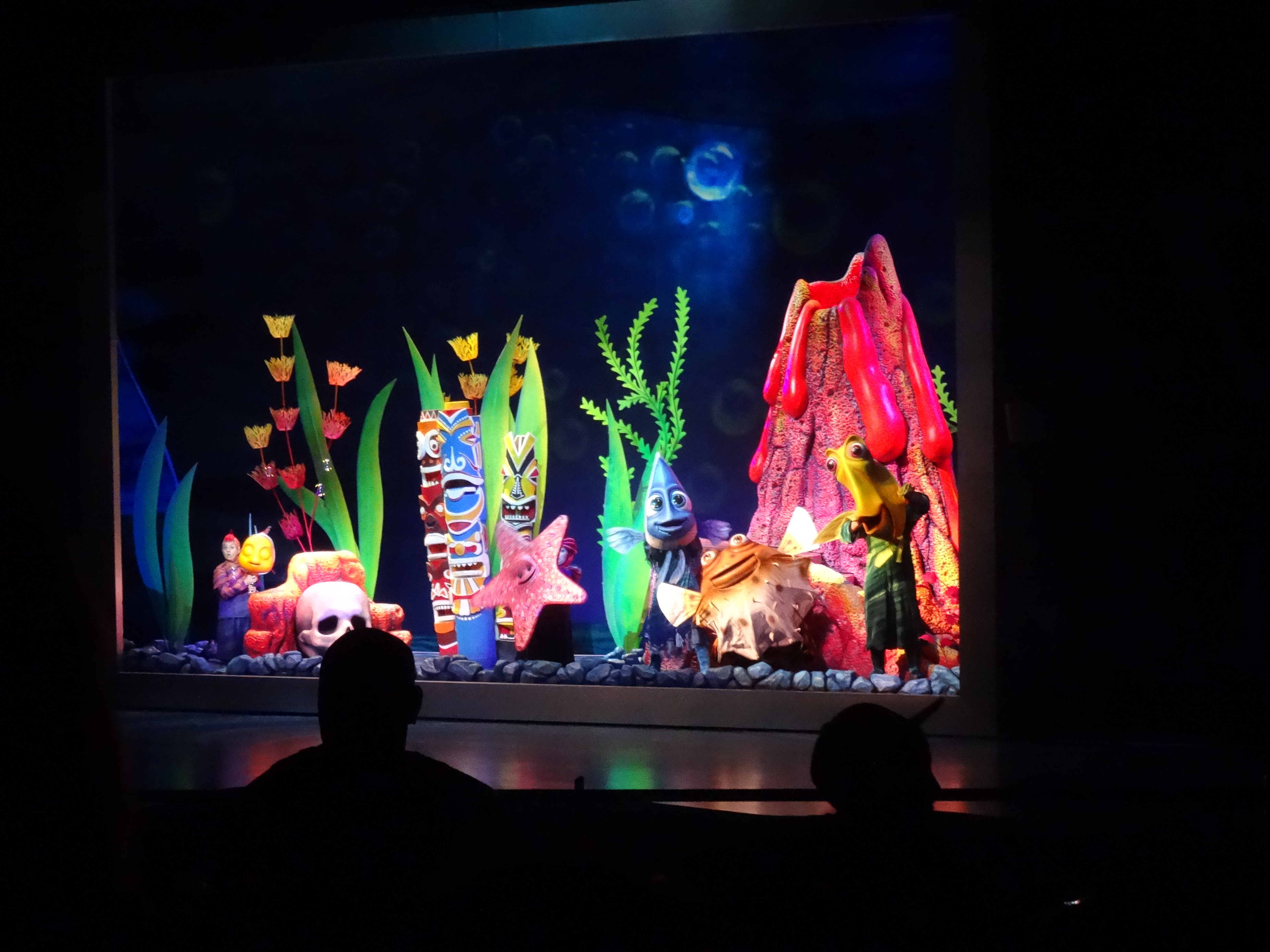 finding nemo � the musical lottie does