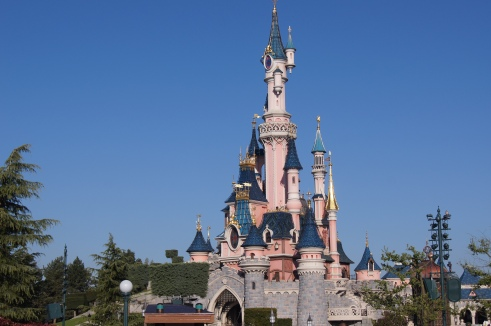 Disneyland Paris Spring 2016