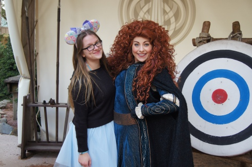 Disneyland Paris Merida