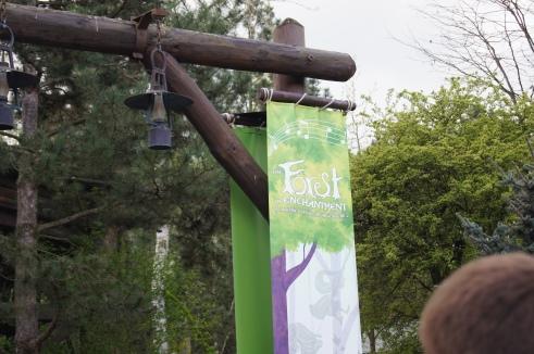 Disneyland Paris Forest of Enchantment