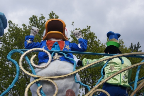 Disneyland Paris Disney Magic on Parade