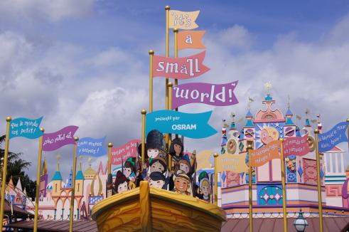 Disneyland Paris Its a Small World