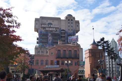 Disneyland Paris Tower of Terror