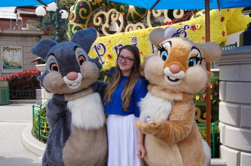 Disneyland Paris bunnies