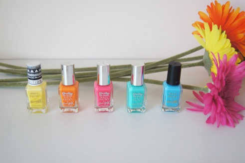 Barry M nail varnish
