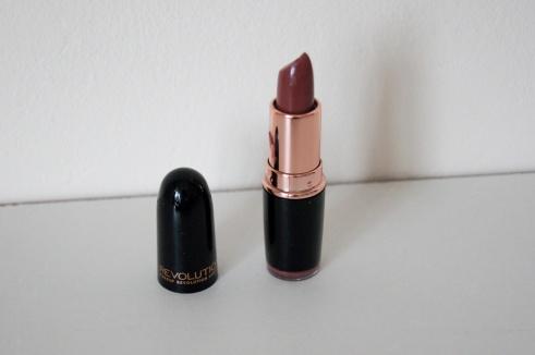 Makeup Revolution lipstick