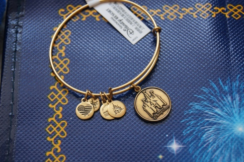 Shanghai Disneyland Alex and Ani bracelet