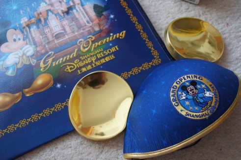 Shanghai Disneyland Grand Opening ears