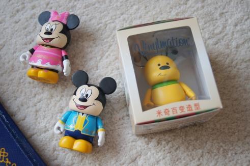 Shanghai Disneyland Vinylmation