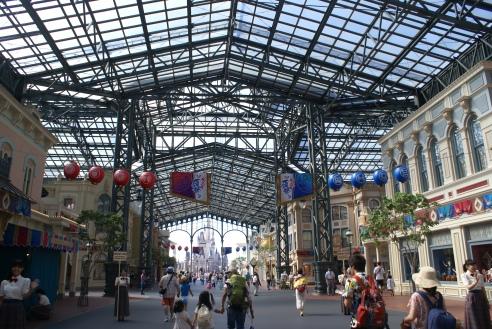 Tokyo Disneyland World Bazaar