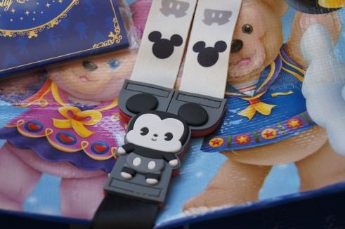 Hong Kong Disneyland lanyard
