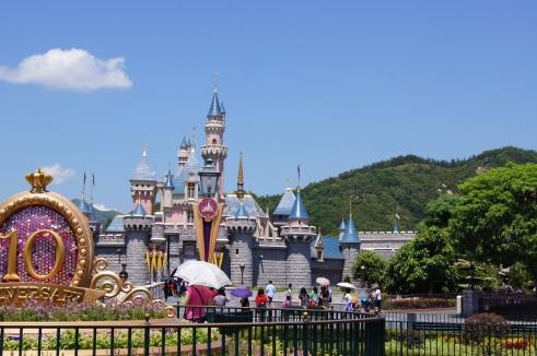 Hong Kong Disneyland 10th anniversary