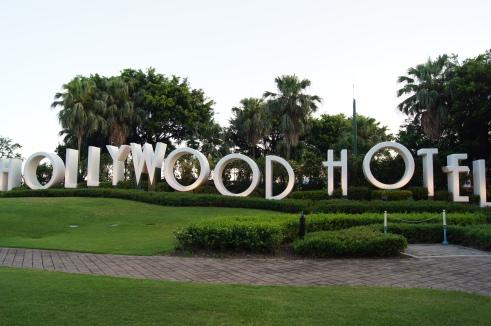Hong Kong Disneyland Hollywood Hotel