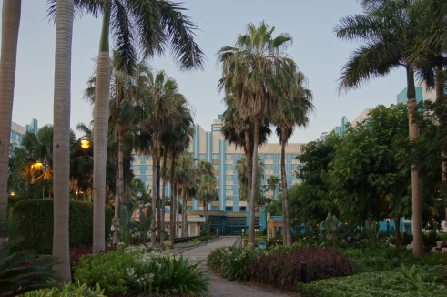 Hong Kong Disneyland Hollywood Hotel