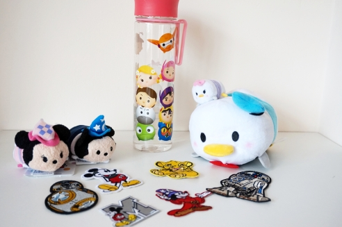 Disney tsum tsum and patches