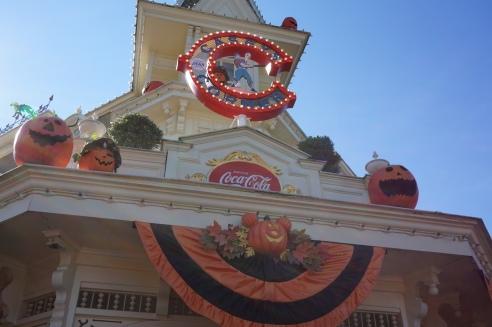 Disneyland Paris Casey's Corner