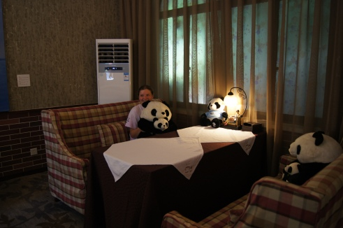 Chengdu Panda Research Base
