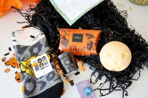 Disney Halloween Gift Exchange
