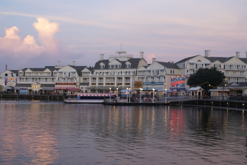 Walt Disney World Boardwalk