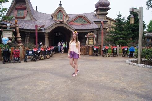 Shanghai Disneyland Rapunzel Disneybound