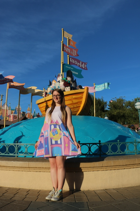 Its a Small World outfit