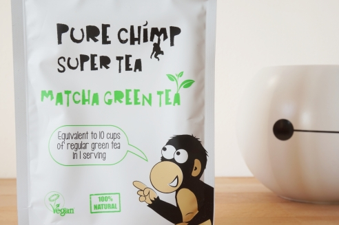 PureChimp Matcha Green Tea Recipe