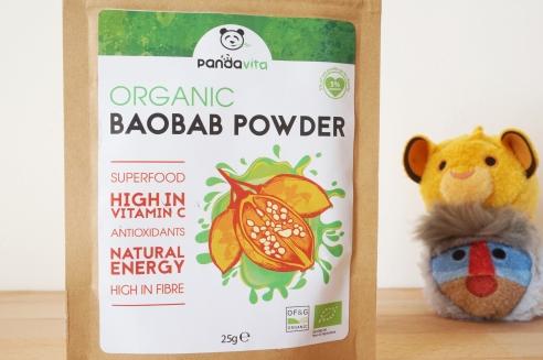 PandaVita Baobab Recipe