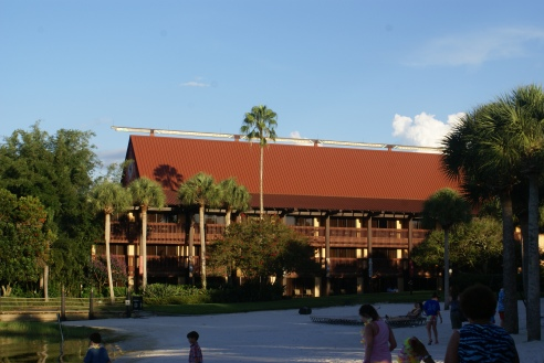 Disney's Polynesian Resort