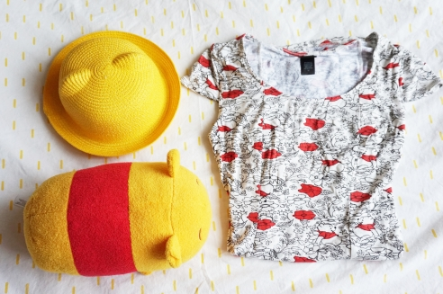 Hot Topic Pooh outfit