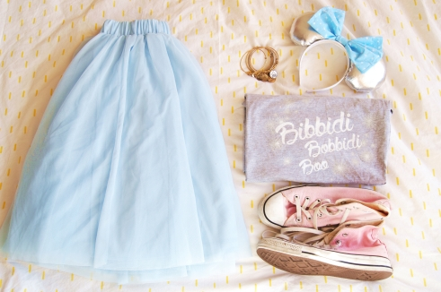 Bibbidi-Bobbidi Tulle Disney Outfit