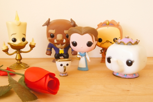 Beauty and the Beast Live Action Funko