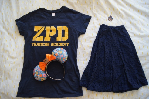 ZPD t-shirt outfit