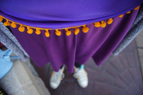 Esmeralda Disneybound