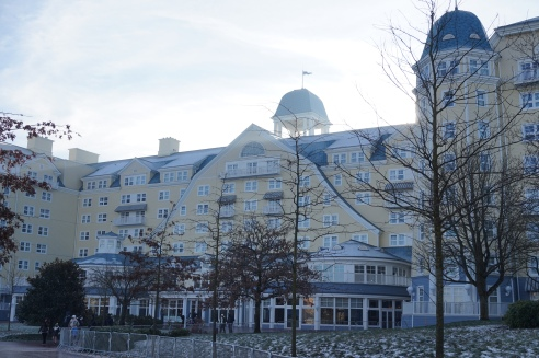 Disneyland Paris Newport Bay Club