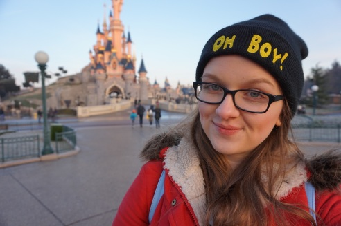 Disneyland Paris selfie